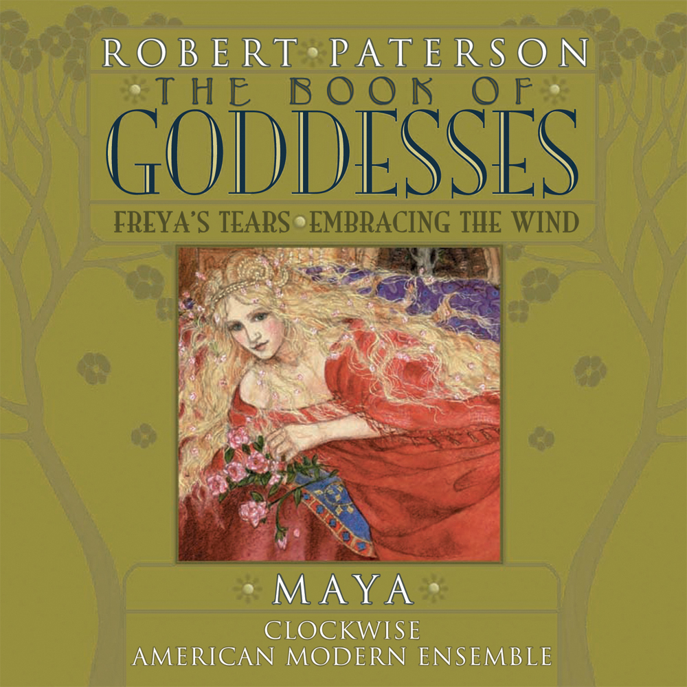 Book of Goddesses - CD Cover