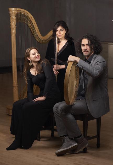 MAYA Trio