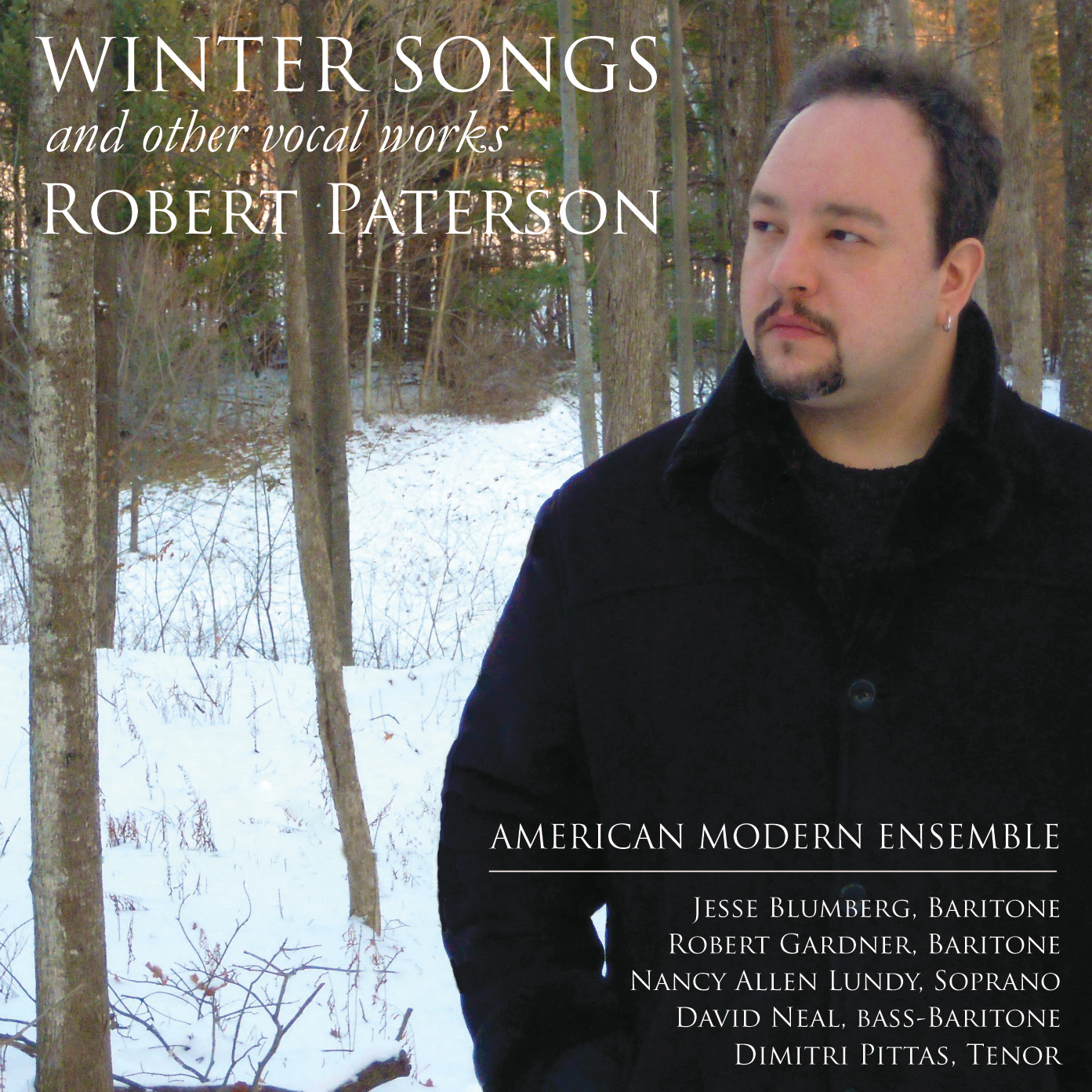Winter Songs and Other Vocal Works: Robert Paterson