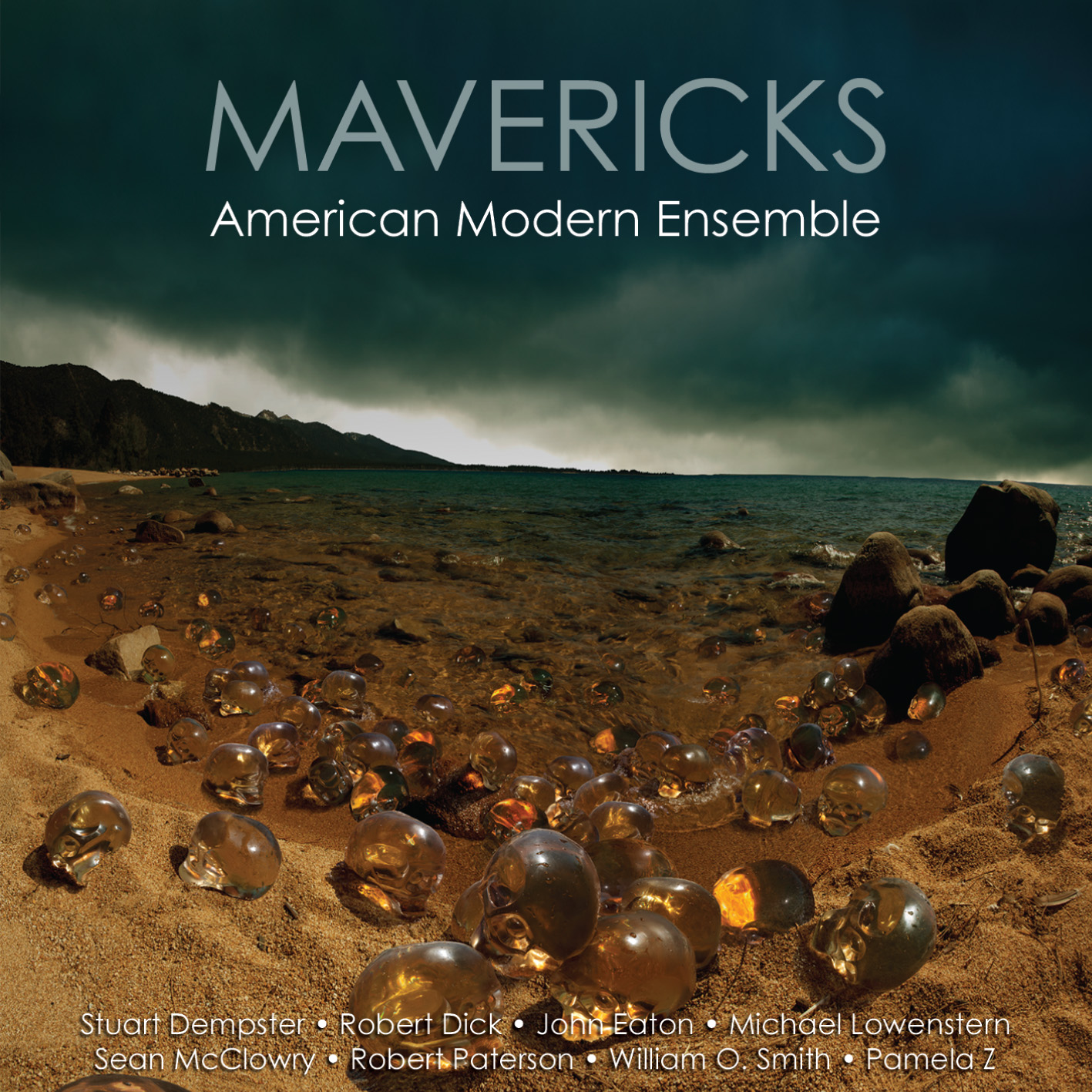American Modern Ensemble - Mavericks