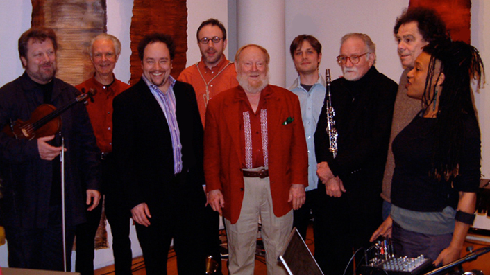 Robert Paterson with AME Maverick Composers