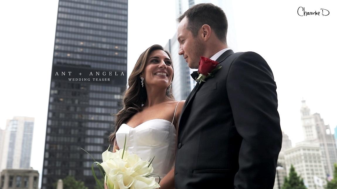 Anthony + Angela