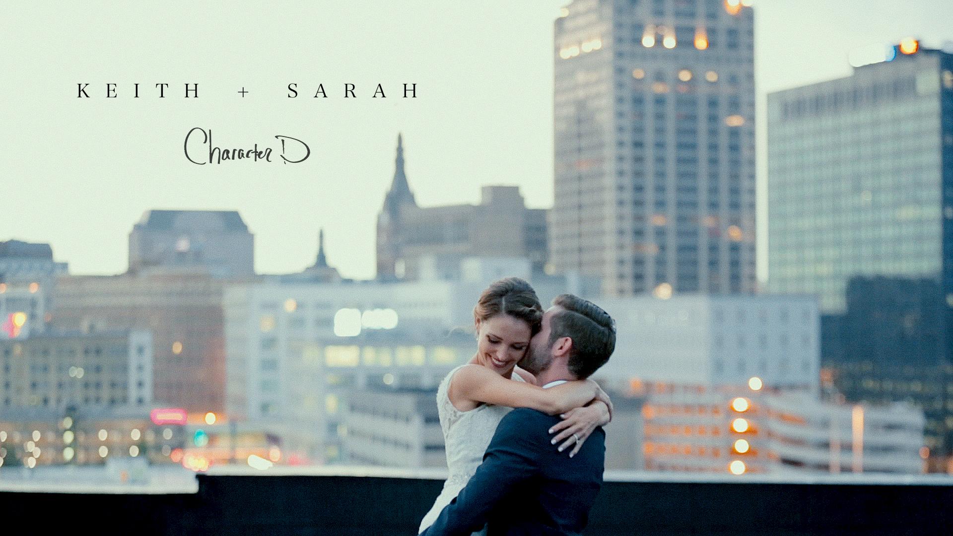 Keith + Sarah