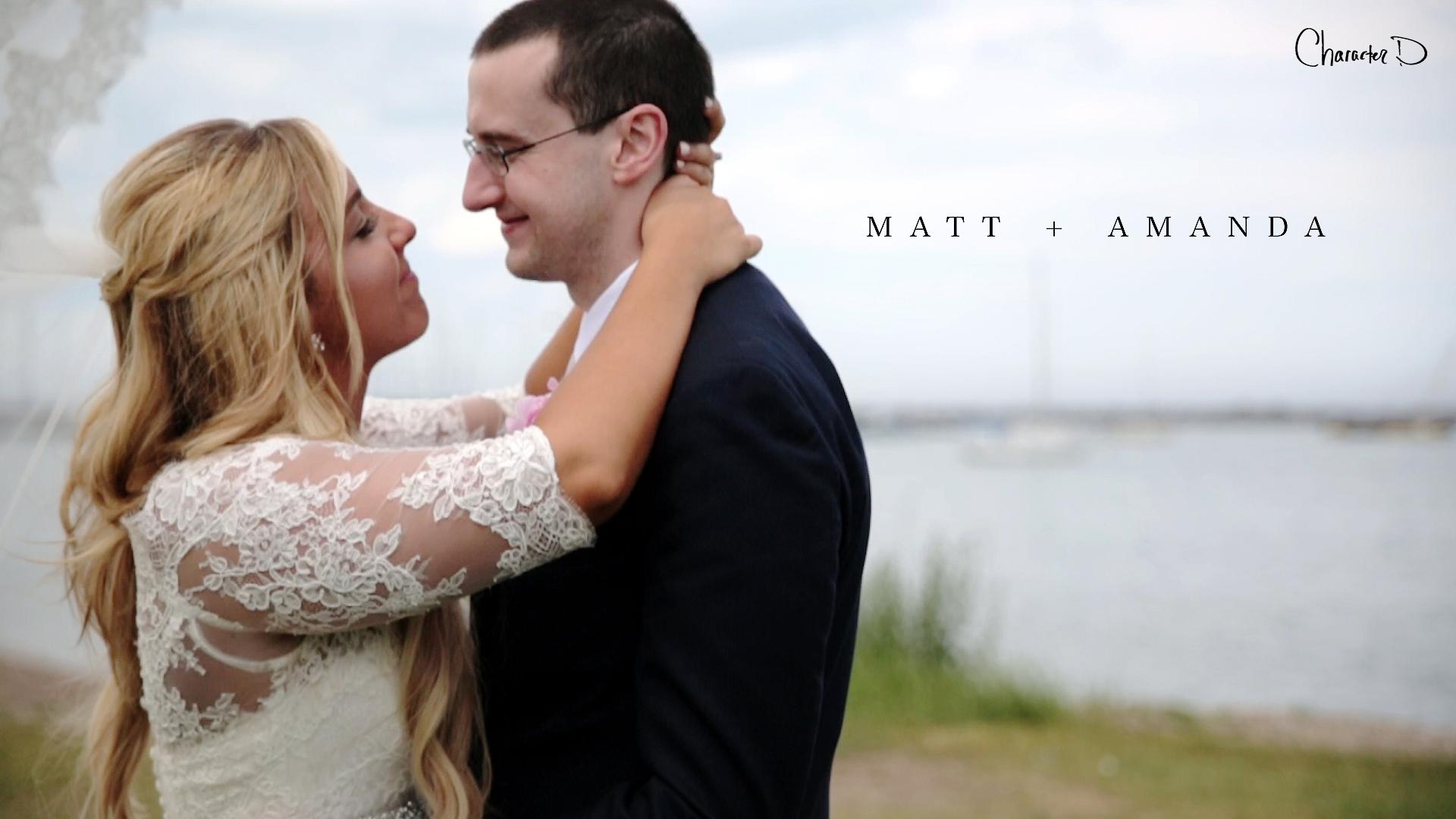 Matt + Amanda