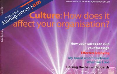 The CEOs Role Association Management