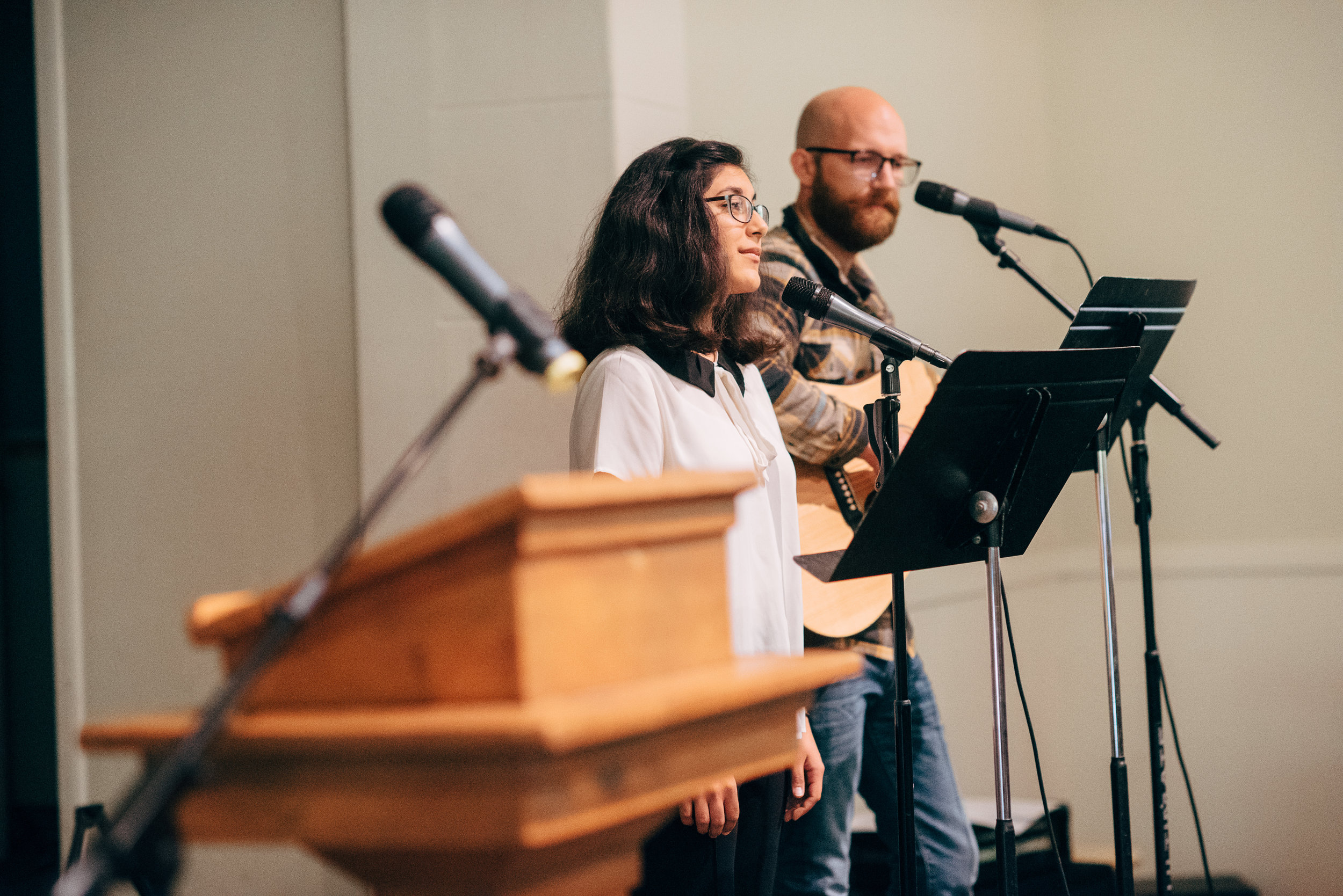 what is our worship like? -