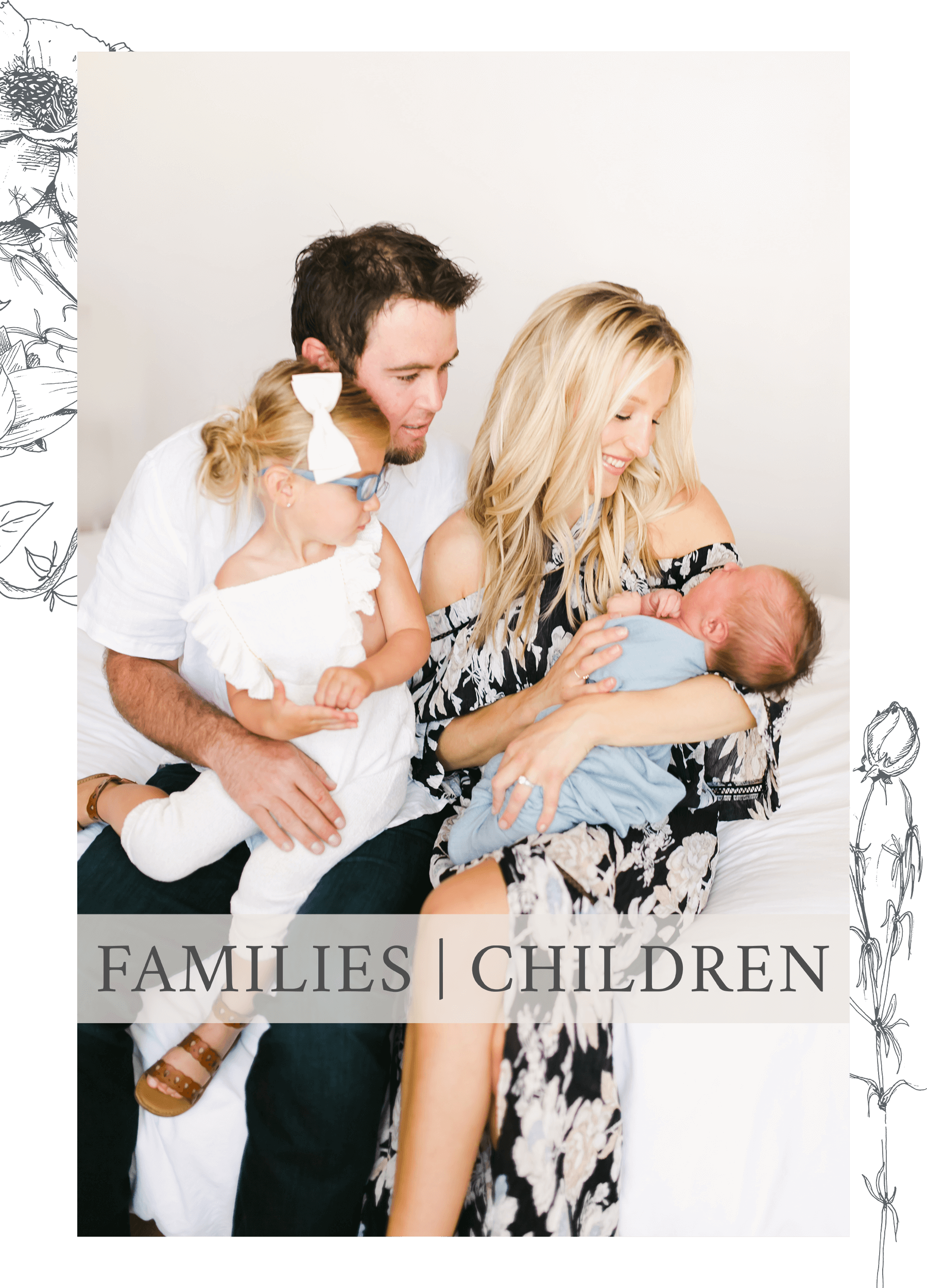 Kelli Avilia Photography Services Buttons Families and Children
