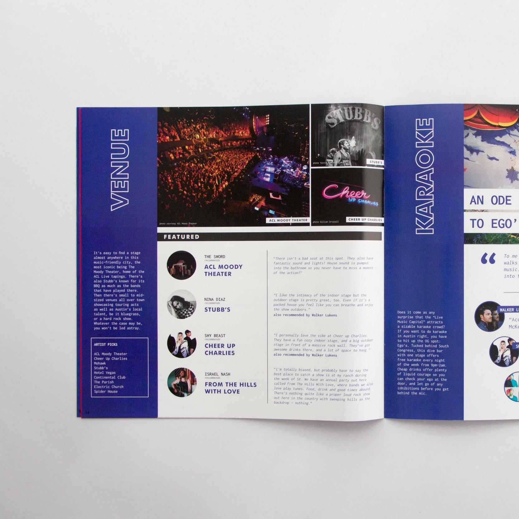 Vinyl + City Guide