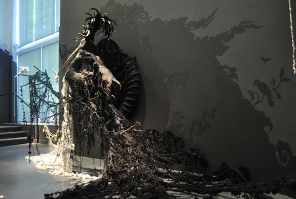 P elican Goddess from 'Dare alla Luce', 2008