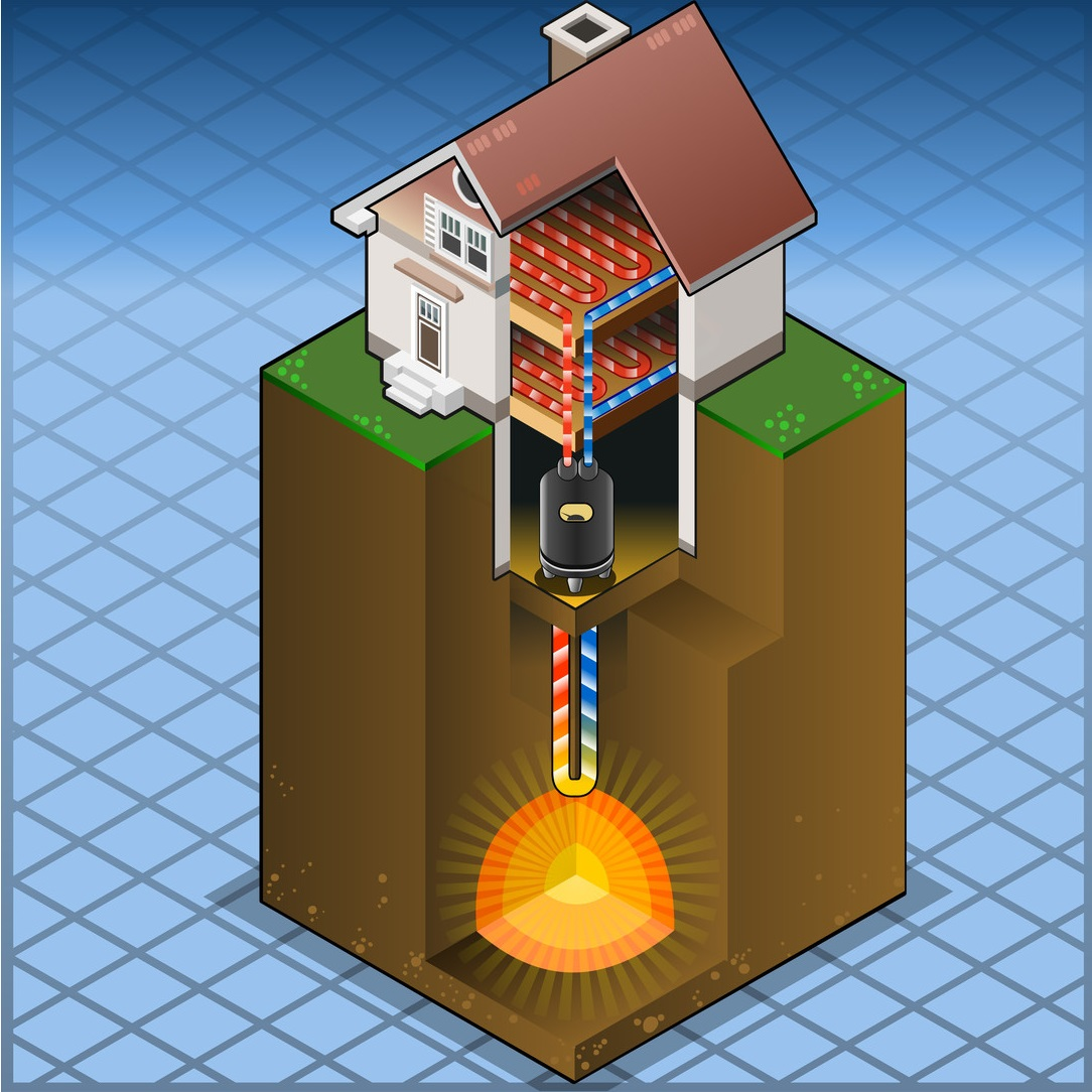 Think Geothermal! Click here to learn more!