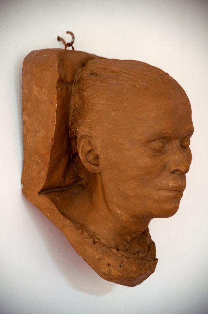 Lenin's wife.