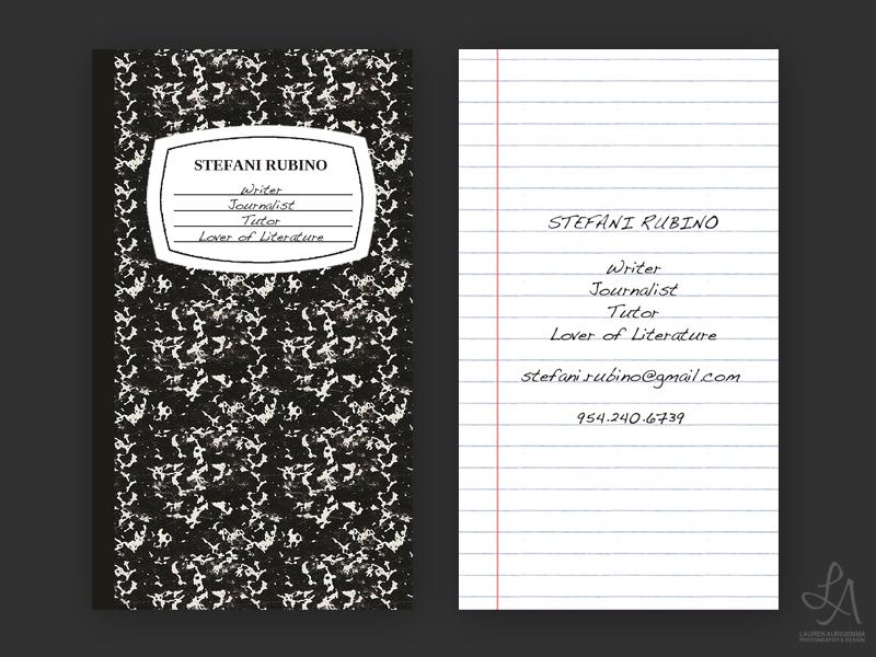 Stefani: Business Cards_Watermark