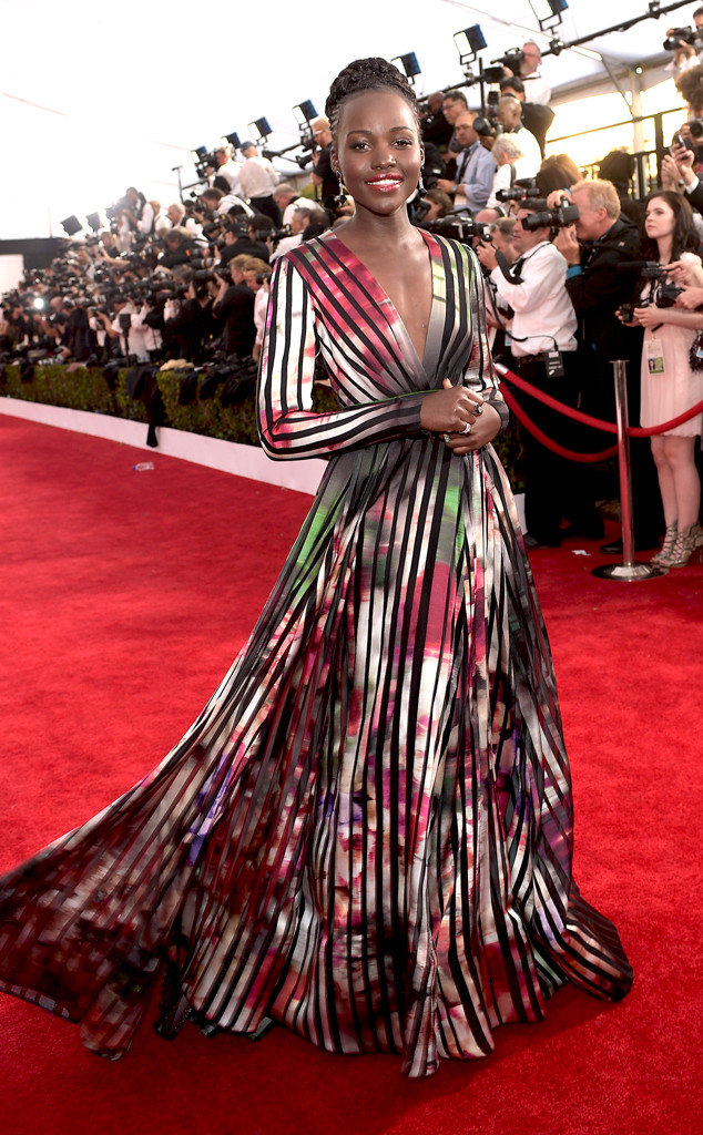 BEST DRESSED RUNNER-UP | Lupita Nyong'o