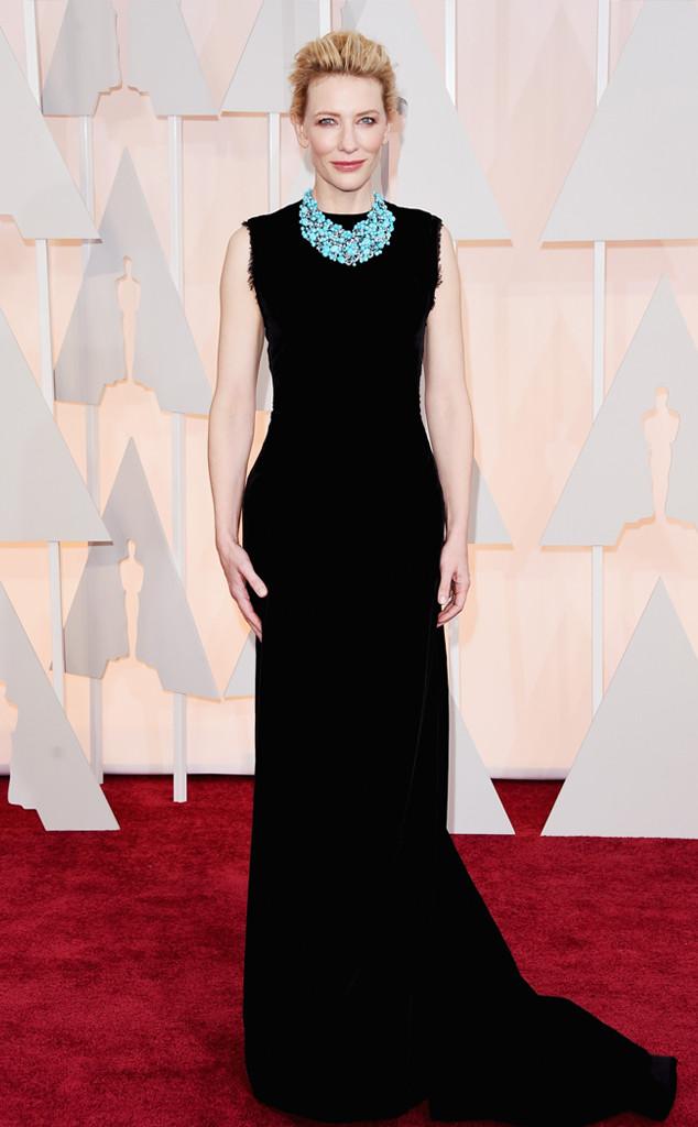 Cate Blanchett in Maison Margiela Couture by John Galliano
