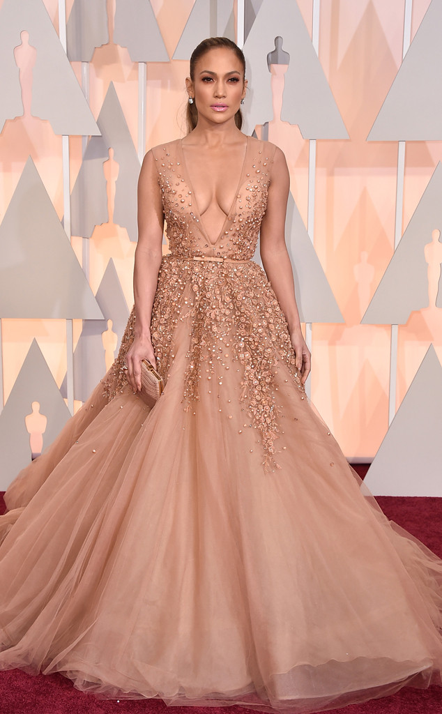 BEST DRESSED   Jennifer Lopez in Elie Saab