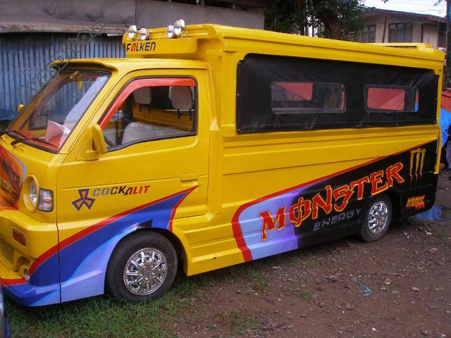 """Vehicles of this sort could be unlicensed """"jitneys"""". Riders beware."""
