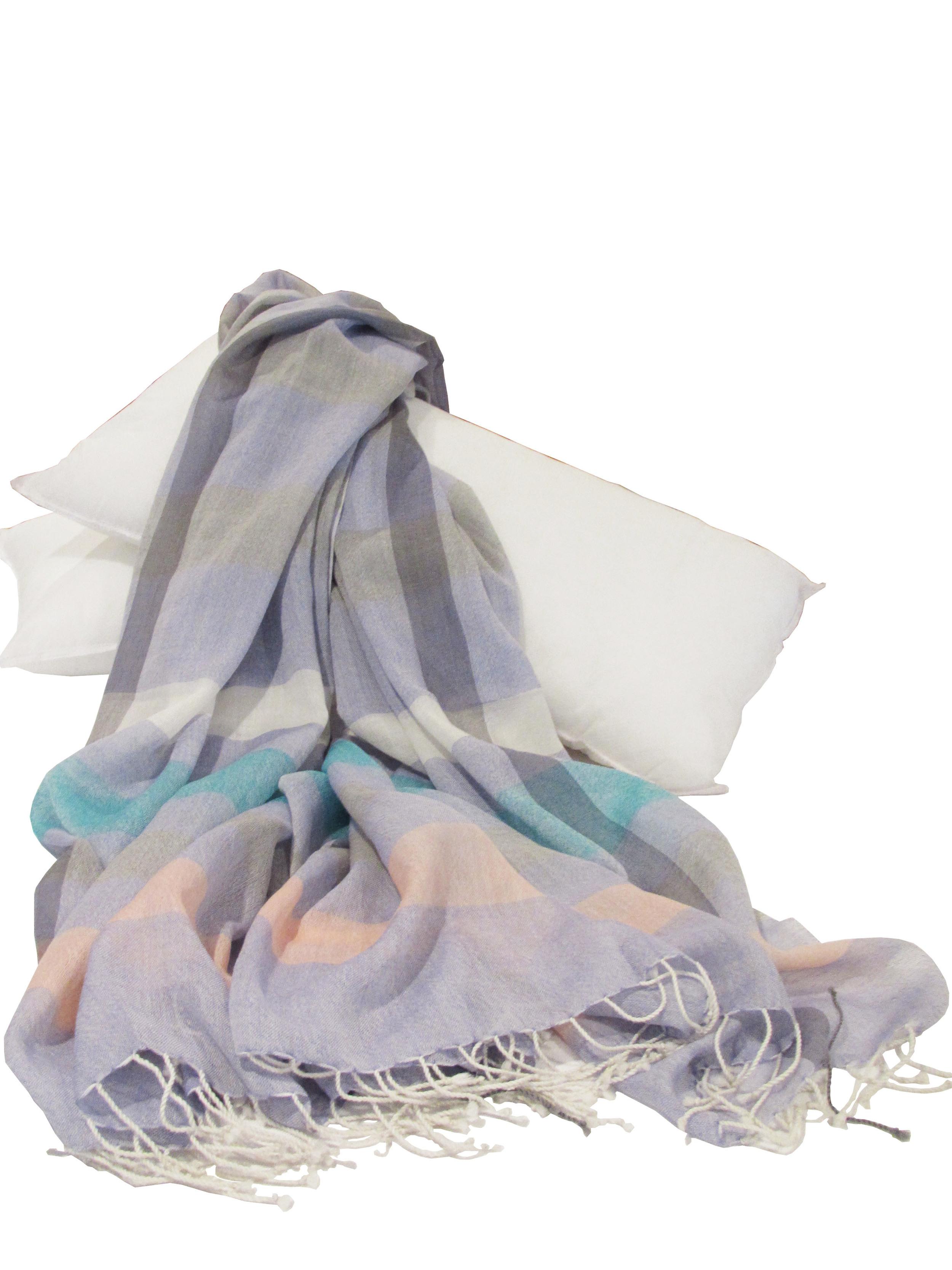 Stripes on lavender, THW-WO-WV-002-LAV