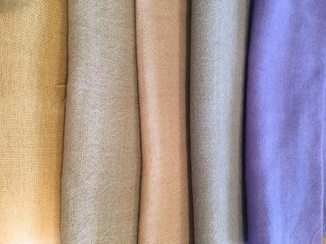 Hand loom wool