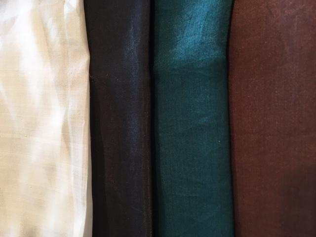 Hand loom Gajji silk