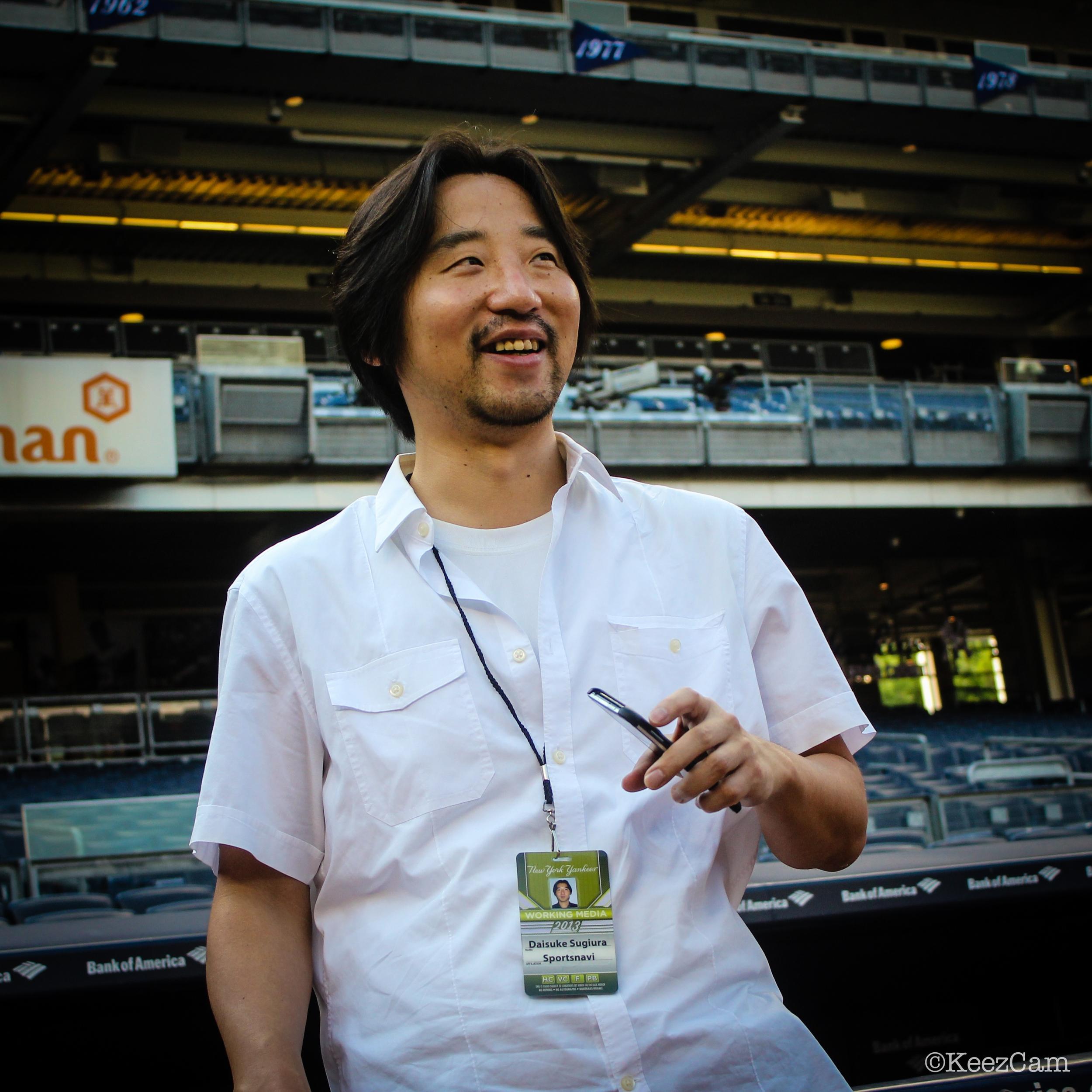 Daisuke Suriura