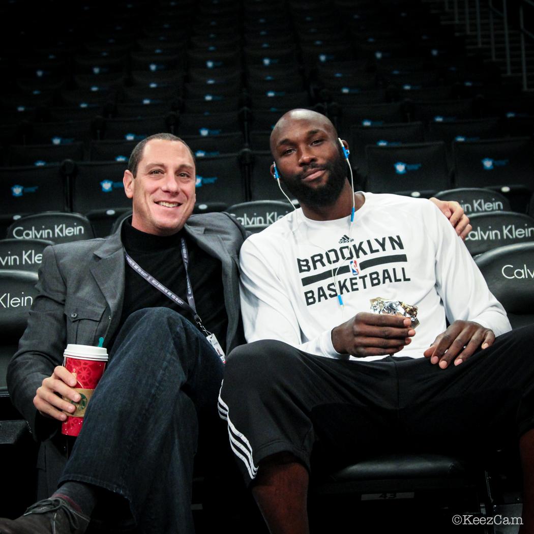 NBA Agent Andy Miller & Reggie Evans
