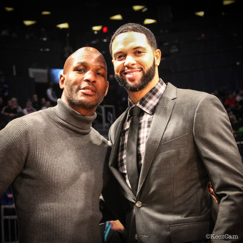 The Champ & The General in Brooklyn
