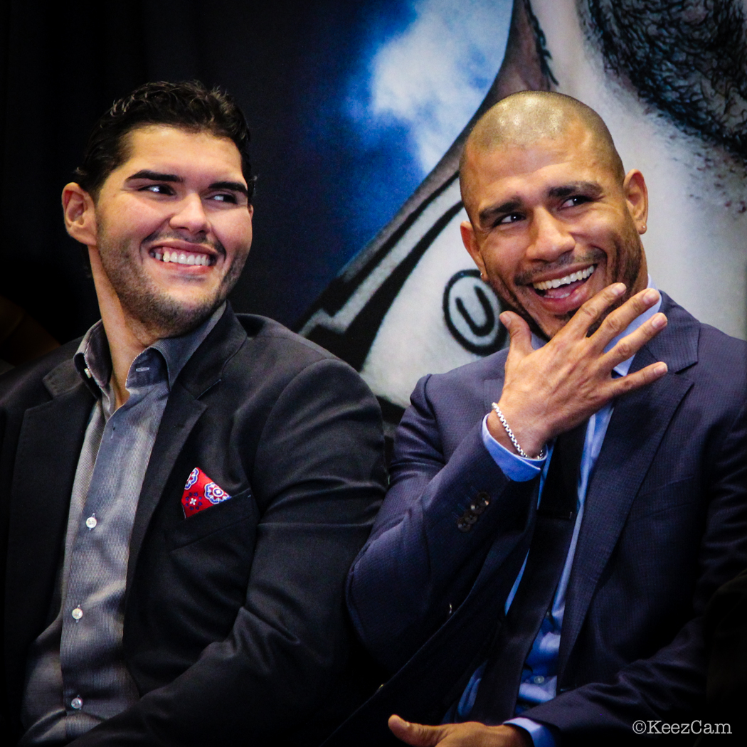 Bryan Perez & Miguel Cotto