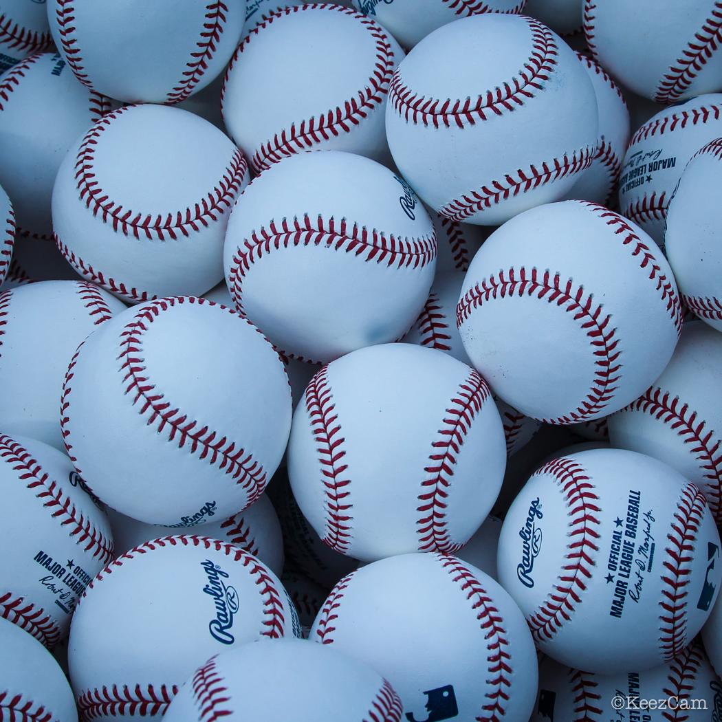 Batting Practice Balls