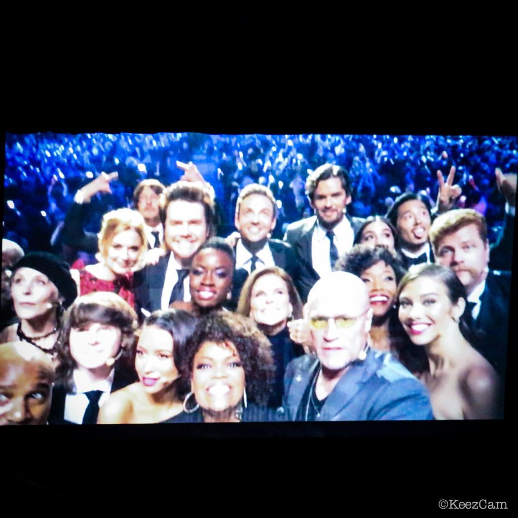 Walking Dead Cast Selfie