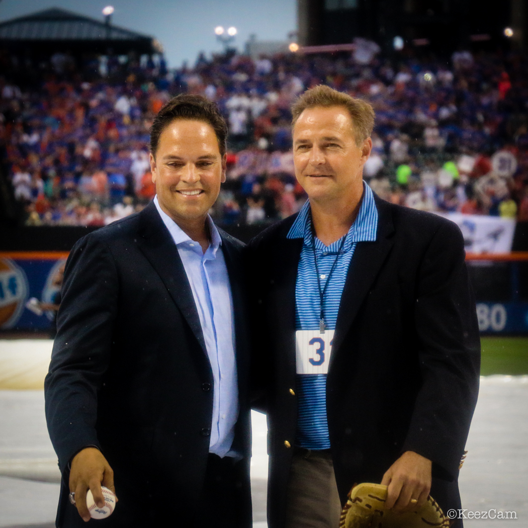 Mike Piazza & Al Leiter
