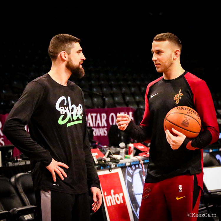 Joe Harris & Nik Stauskas