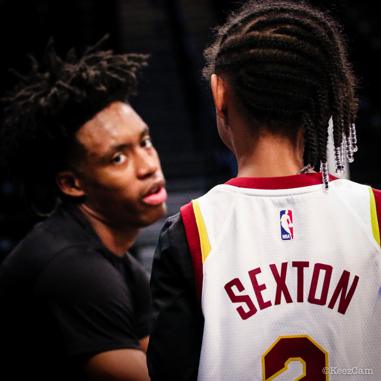 Collin Sexton