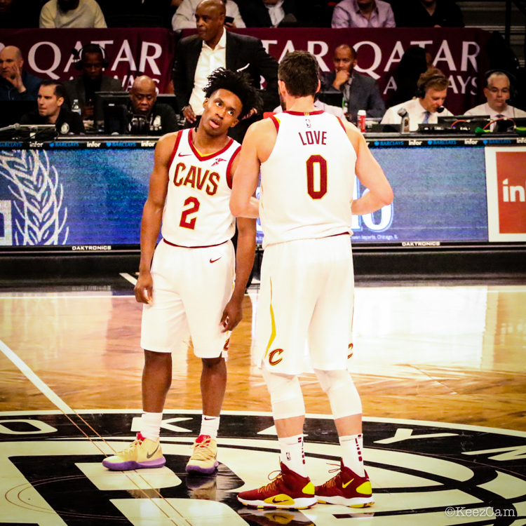 Cleveland Cavaliers vs. Brooklyn Nets