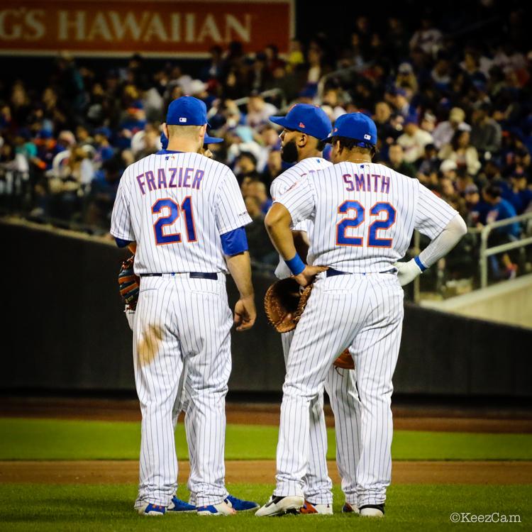 Todd Frazier & Dominic Smith