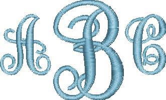 Engrave Monogram