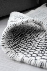 Villamatto on likaa hylkivä ja sopiva mattomateriaali moneen tilaan. Kuva: Pinterest
