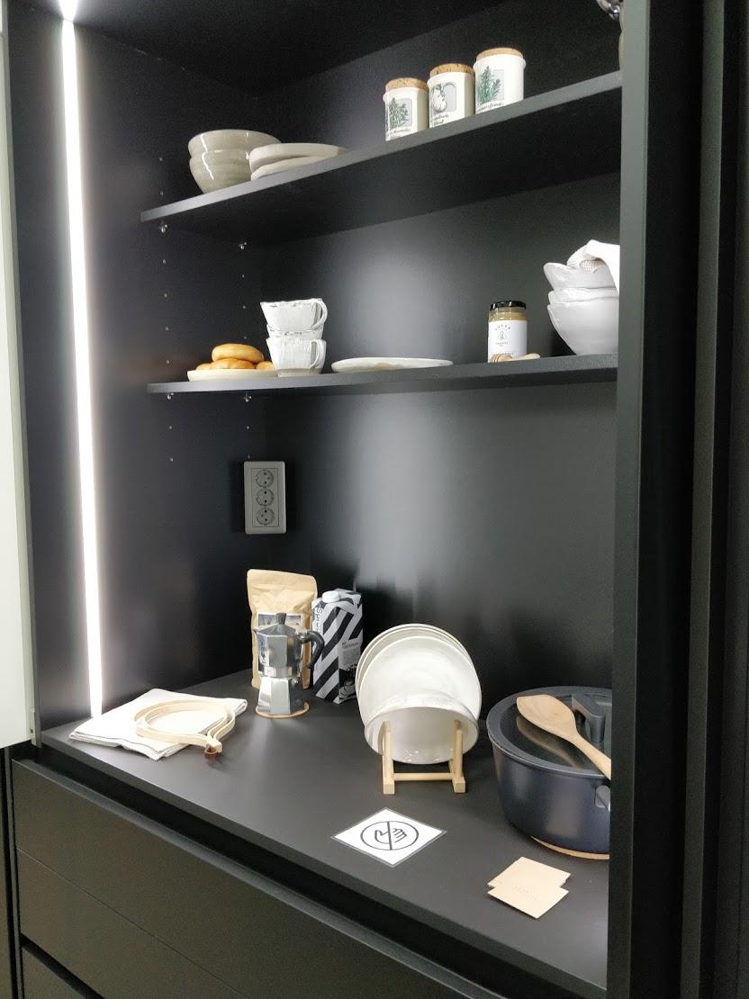 Aamiaiskaapin ovat tulleet suomalaisiin keittiöihin jäädäkseen.