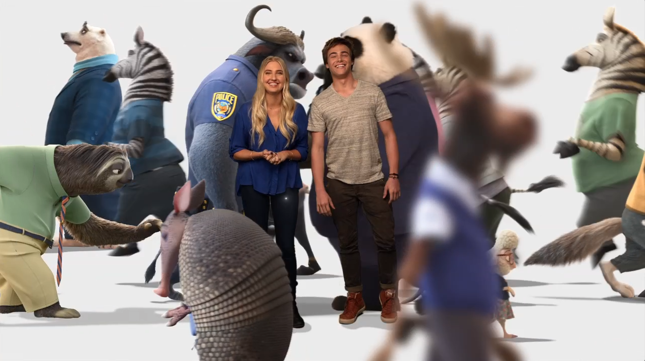 Zootopia - Writer/Director: Disney Channel stunt night hosted by Veronica Dunne and Kevin Quinn