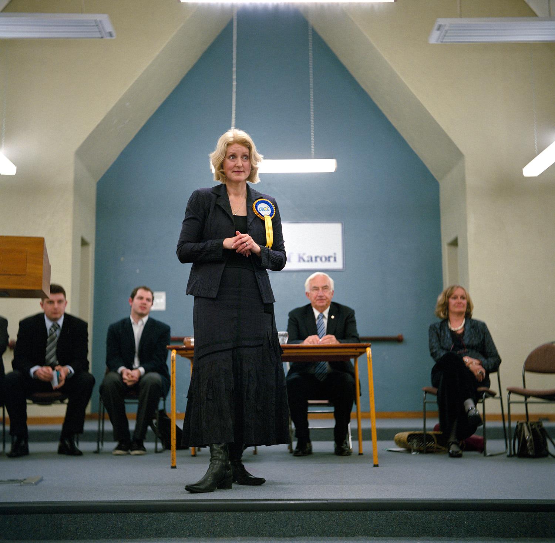 Candidates Forum, Karori