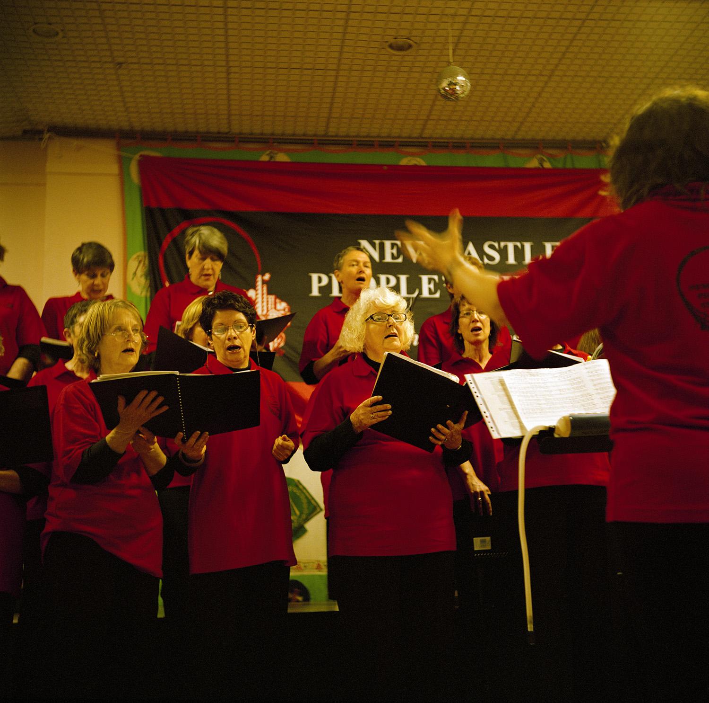 Newcastle People's Choir