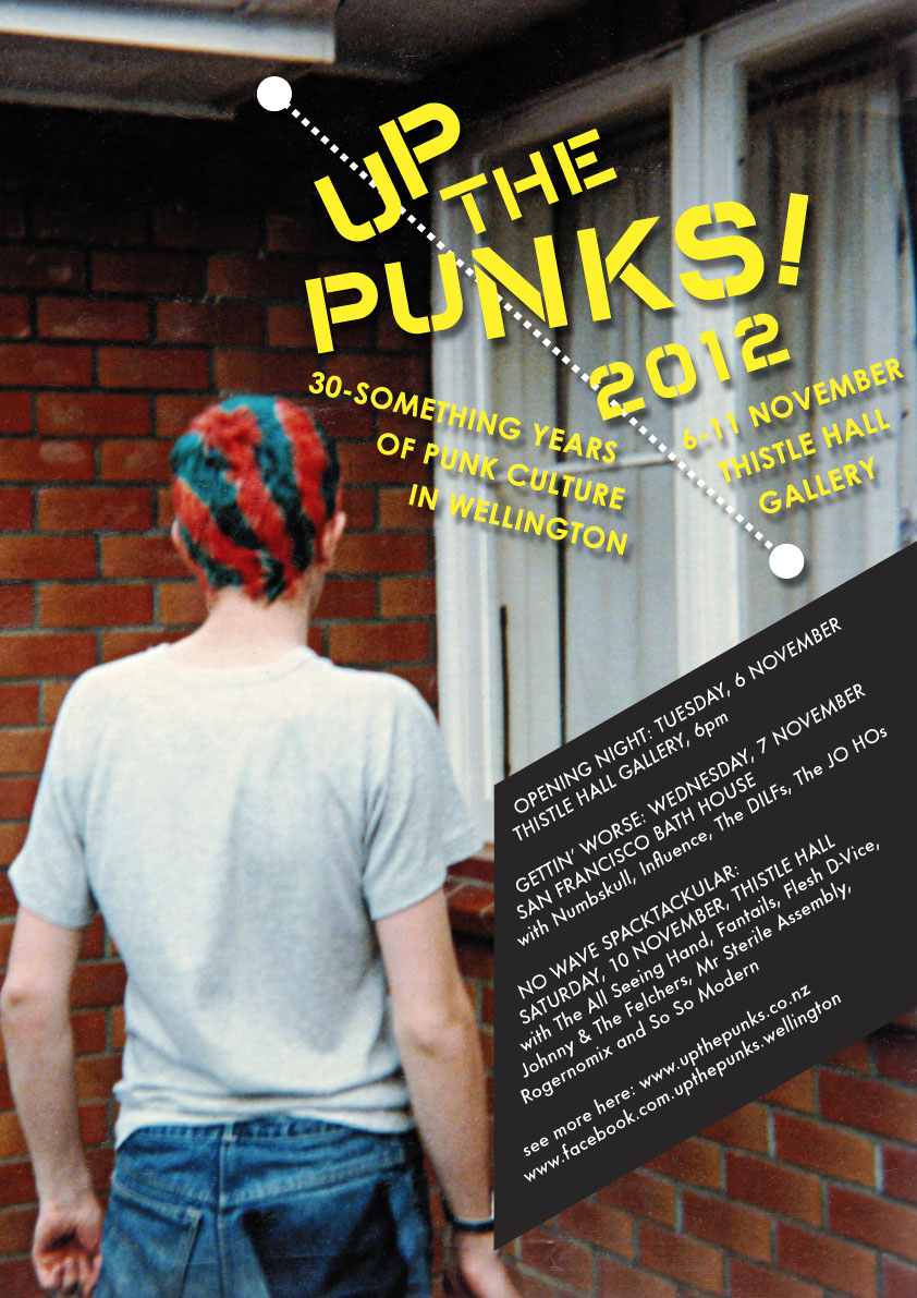Up The Punks poster#1