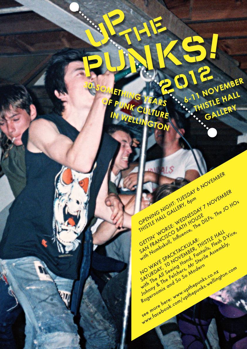 Up The Punks #2