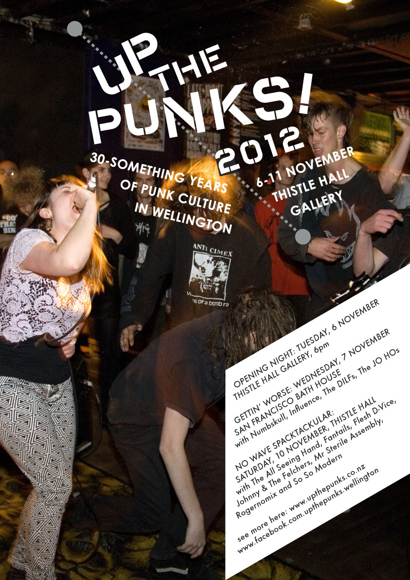 Up The Punks poster #4