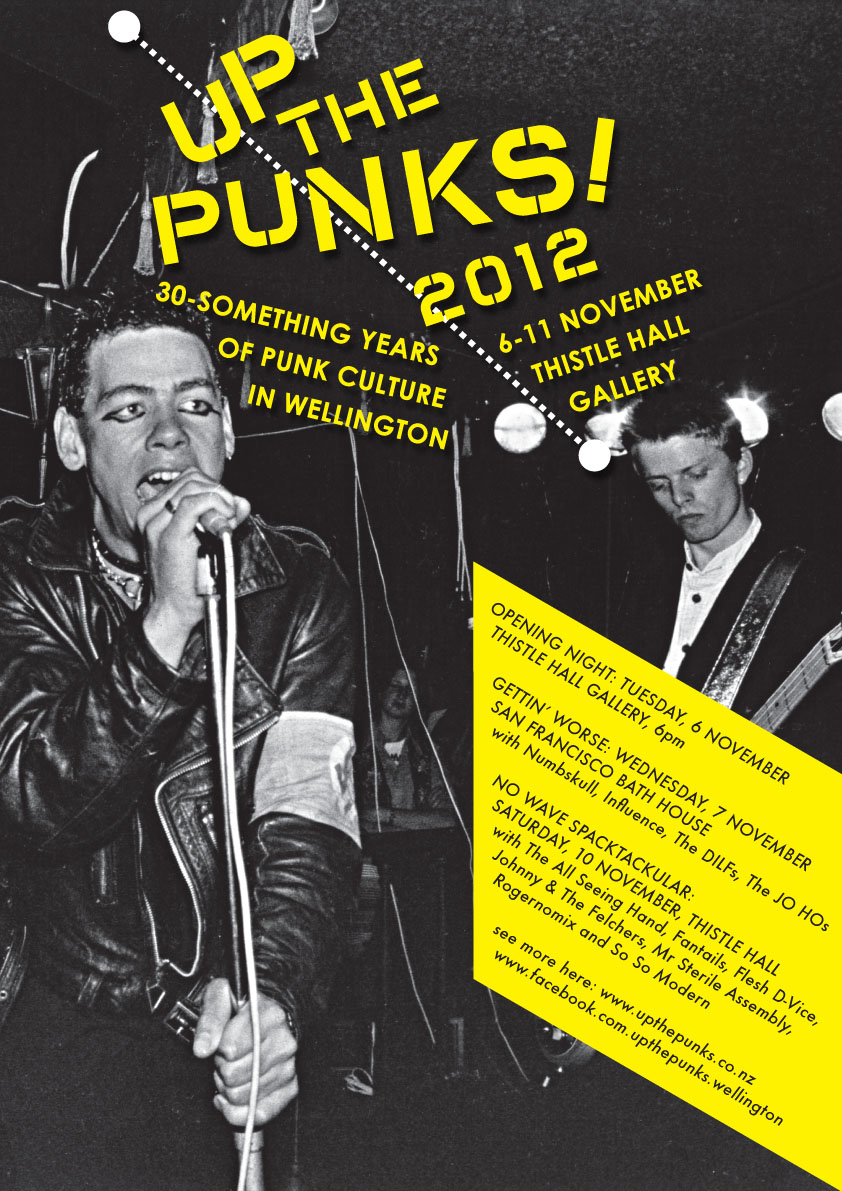 Up The Punks poster #5