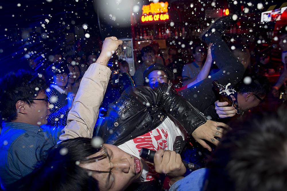 Dead Johnny's Pistols, School Bar, October 6, 2013