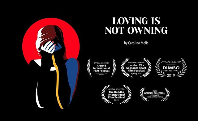 YES!  Loving is not Owning has been ACCEPTED to the Oregon Independent Film Fest Films to be screened at upcoming portions of our multi-city film festival... in Eugene, Portland, and cites across Oregon, USA  OREGON INDEPENDENT FILM FESTIVAL 2019 MAIN SCREENING & EVENT DATES:  Sept 18 - 19  in Eugene, Oregon Metro Cinemas Downtown Eugene &  Sept 20 - 25  in Portland, Oregon at the historic Clinton Street Theater  #Lovingisnotowning #short #OIFF #€ugene #Portland #oregonindependentfilmfestival #carolinamelisstudio #snydernewyork #animation #stop #25thnovember #noviolenceangainstwomen #metoo #chiamanontaglialeali #design #illustration #shortfilm #unica #filmfestival #laurel  https://carolinamelisstudio.com/loving-is-not-owning  https://www.oregonindependentfilmfest.com/