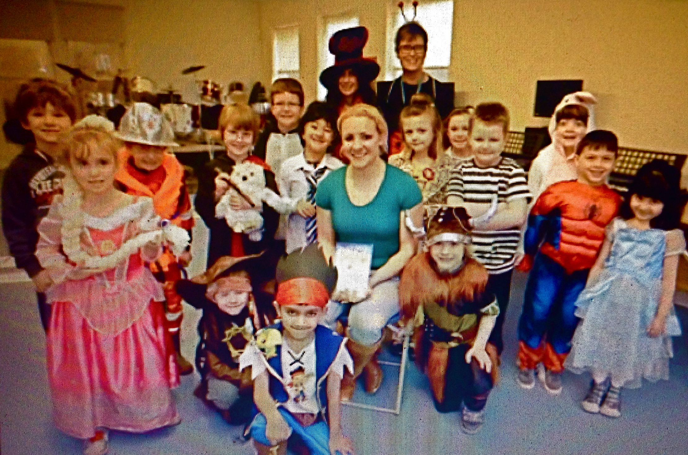 World Book Day Visits!