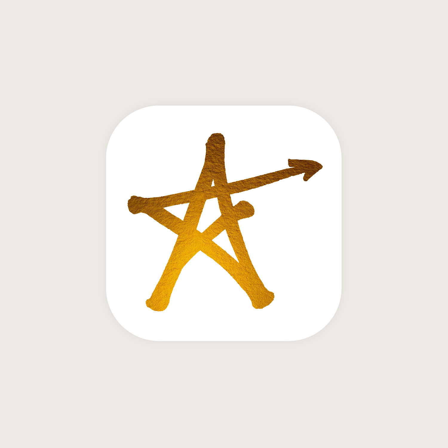 Under the Stars logo symbol – Design by Ian Whalley