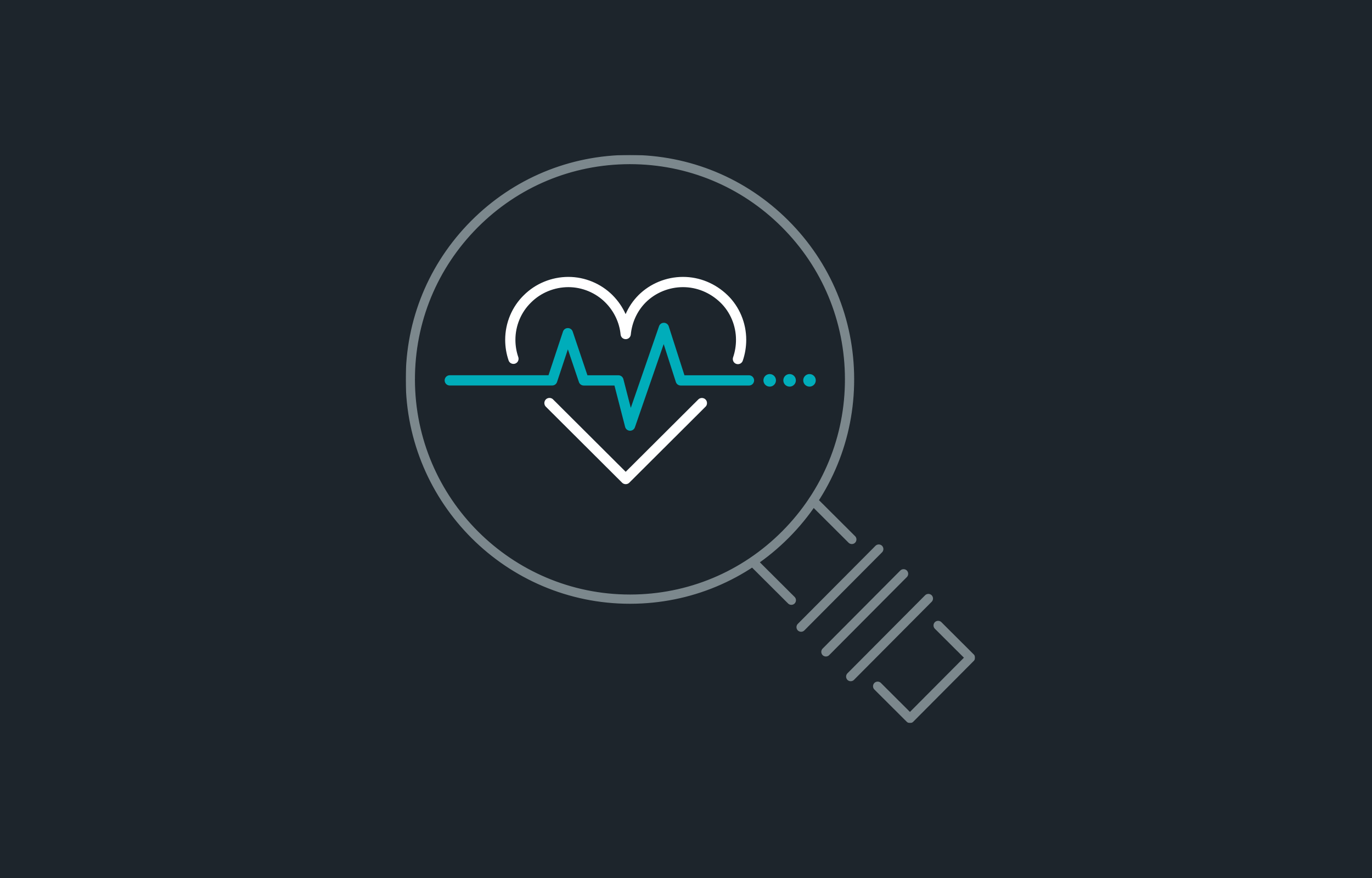 Tomorrow Cardiovascular health icon – design by Ian Whalley