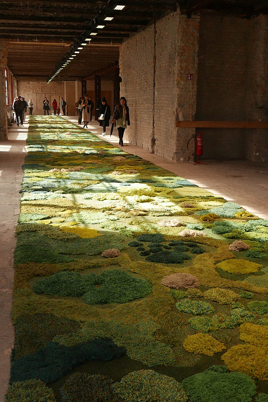 Carpet by Alexandra  Kehayoglou